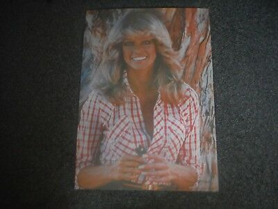 Farrah Fawcett poster 1977 Ford parts and service division. RARE FIND!!!