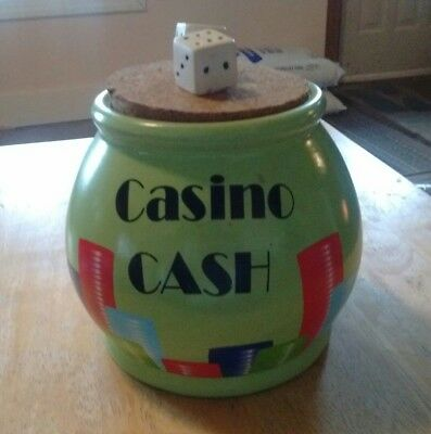 Cute stash for your casino cash or anything!