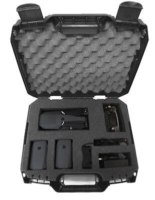 XL Customizable Drone Case Fits DJI Mavic Air Fly More Combo in Mavic Air Case