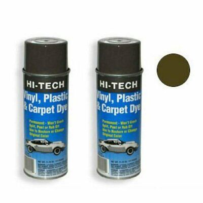 HI TECH AUTOMOTIVE Spray Dye For Carpet, Vinyl, and Plastic ...