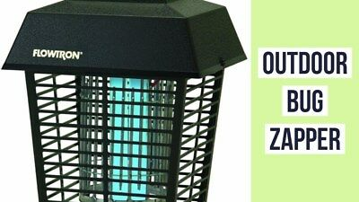 Flowtron Electronic Flying 1/2 Acre Insect Mosquito Bug Zapper 2-3 DAY SHIPPING!