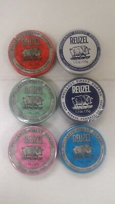 Reuzel Pomade 1.3 oz - CHOOSE YOURS ***FREE SHIPPING***US SELLER***