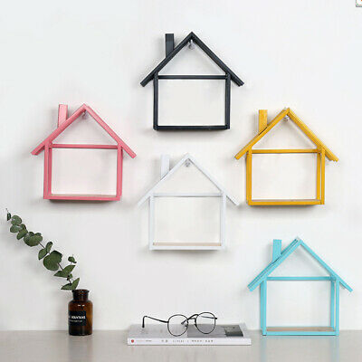 Space Save Corner Floating Wall Mount Shelf Planter Display Ledge Window Box