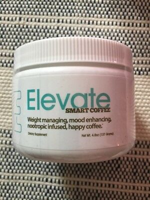 Elevate Smart Coffee Nootropic Happiness Natural Energy Diet Fast