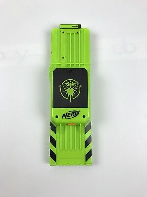 Nerf N-Strike Green Firefly Clip For Glow-In-The-Dark Darts And Rayven CS-18