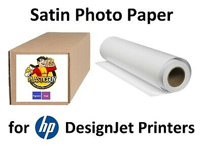 8mil Instant Dry Aqueous Photographic Paper for HP Designjet Inkjet Printers