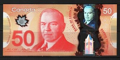 Canada - 2012 Bank of Canada 50 Dollars Banknote P109 XF++++ Condition CLEAN!