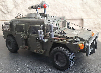Mega Bloks - Call of Duty - DPB57 - Armored Vehicle Charge