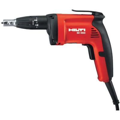 HOT!!!!!!!!!! Hilti SD4500 Corded Drywall Screwdriver