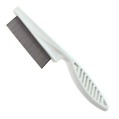 Pet Dog Animal Hair Grooming Flea Lice Comb Brush Puppy Cat Cleaning Tool Kit