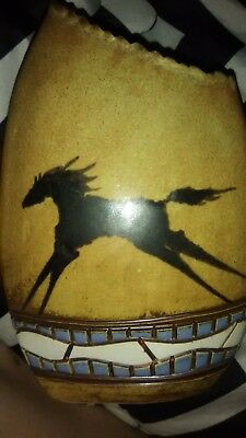 handcrafted native american pottery