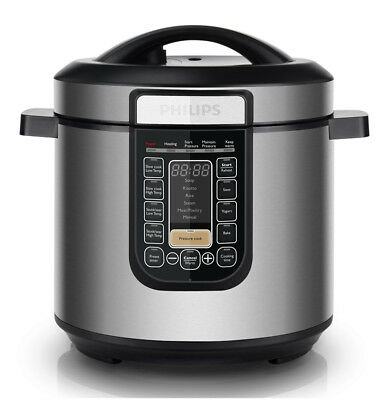 Philips All-In-One Multi Cooker - HD2137/72