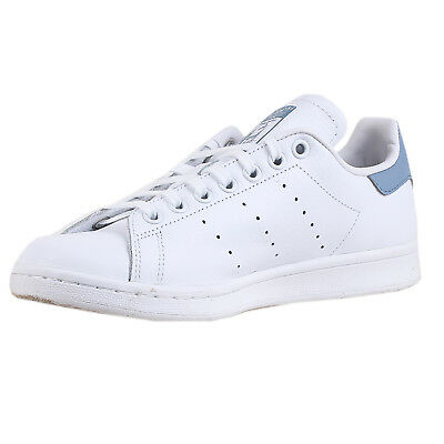 Adidas Girls Stan Smith Shoes CP9810 WhtTacBlue Sz 6