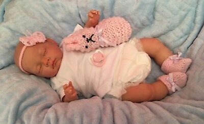 REBORN BABY Girl Reduced Price Child Friendly Doll