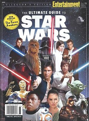 Entertainment Weekly Collector's Edition Ultimate Guide to Star Wars