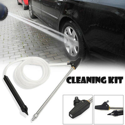 Portable Sand Wet Blasting Blaster Washer Sandblasting Kit For Karcher K Series