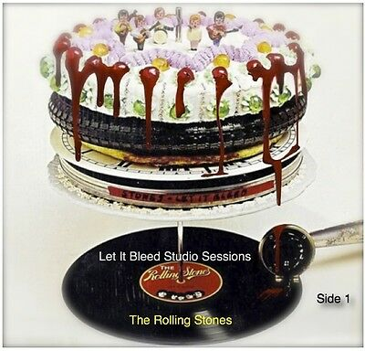 Rolling Stones Let It Bleed Studio Sessions Tracks 2 CD Set Sessions Series
