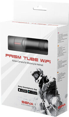 Prism Tube WiFi Action Camera for Motorcycle Helmet