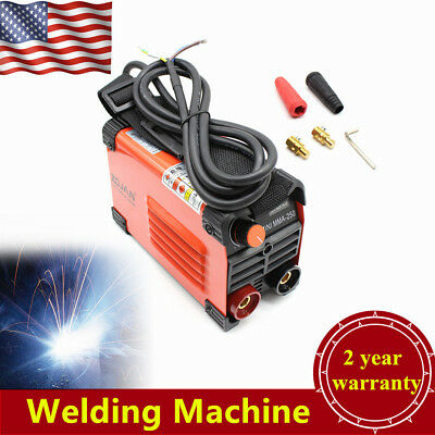 Mini Handheld Electric Welder Inverter ARC Welding Machine Tool 220V 20-250A USA