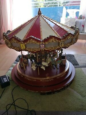 Royal Marquee Carousel