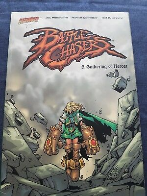 Battle Chasers: A Gathering of Heroes (Graphic Novel)