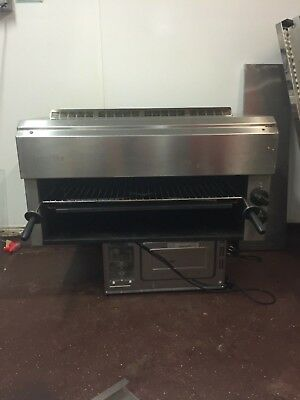Moorwood Vulcan Commercial gas grill