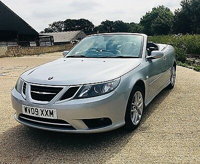 Saab 93 Vector Sport, TDI Turbo, only 37000 miles and full history