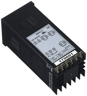 Extech 48VFL11 Temperature PID Controller 1/16 DIN with One Relay Output