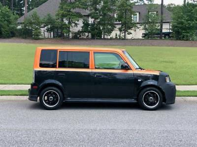 2006 Scion xB Base Wagon 4-Door 2006 Scion xB