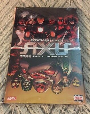 Factory Sealed! Avengers • X-Men AXIS