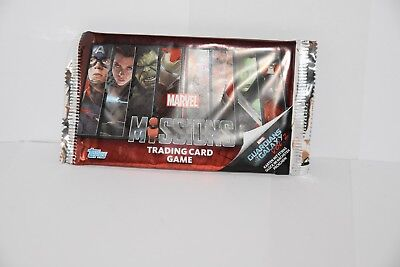 Marvel - Trading Cards - Guardians of The Galaxy Vol. 2 - 5 Karten