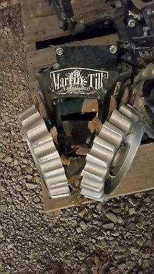 Martin Till Row Cleaners, 6 Sets (12 Wheels)