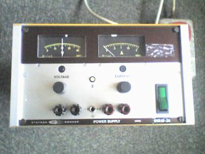 Systron Donner SHR40-2A Remote Sensed Front / Rear O/P Bench Power Supply - B