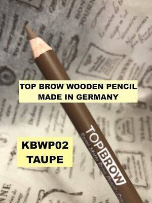Kiss New York Professional Top Brow Brow Wooden Pencil Kbwp02 Taupe