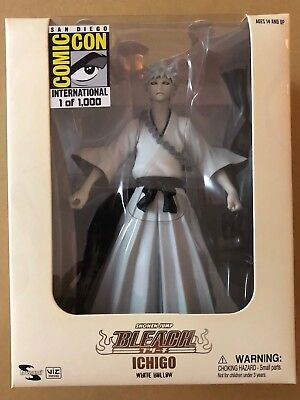 Bleach Ichigo White Hollow Figure RARE 2009 SDCC Comic Con Exclusive Toynami