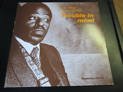 LP - Archie Shepp & Horace Parlan - Trouble in mind