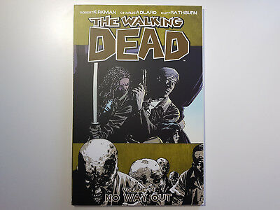 The Walking Dead Volume 14 No Way Out Graphic Novel Comic