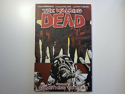 The Walking Dead Volume 17 Something to Fear Graphic Novel Comic