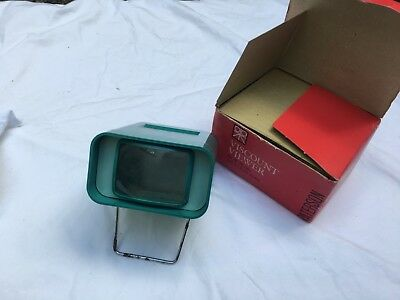 Retro Patterson Vintage Viscount Viewer Slide Projector Battery Operated Origina