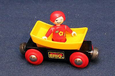 Brio 33228 Schaukel-Wagen Waggon - rar - TOP - Rocking Car RARE VHTF