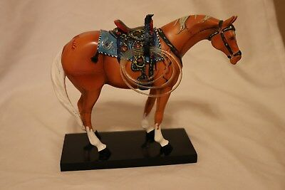 **Retired** The Trail of Painted Ponies 1473 Happy Trails