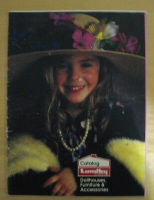 Lundby Dollhouse Catalog From 1988 Rare American Edition ( Photo-Copy)