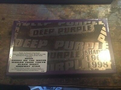 Deep Purple box set  Shades   1968-1998