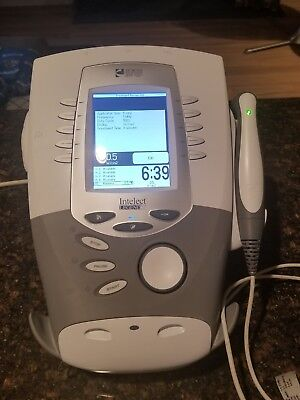Chattanooga Intelect legend model #2760 ultrasound machine
