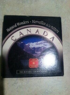 2003 Canada $20 Fine Silver Coin -  The Rockies RCM