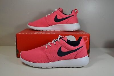 ee921e4ab825b NWT WOMENS NIKE Rose One Sea Coral Obsidian Lifestyle Running Shoes Sz 8-10