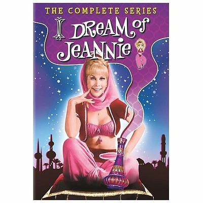 I Dream of Jeannie: The Complete Series Boxset (DVD, 2013, 20-Disc Set) - NEW!!