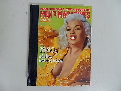Dian Hanson's: The History of Men's Magazines vol.3 : 1960s At The Newsstand