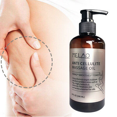 Anti Cellulite Treatment Cilia Body Massage Essential Oil Improves Skin Firmness