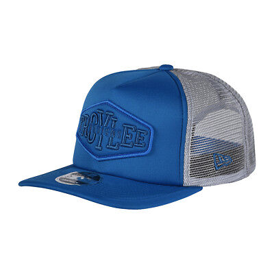 Troy Lee Designs Cap Highway New Era Snapback Royal blue OSFA